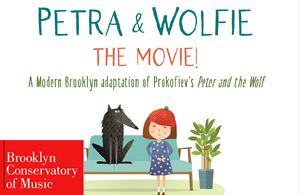 petra and wolfie the move a modern brooklyn adaptation of prokofievs peter and the wolf brooklyn conservatory of music