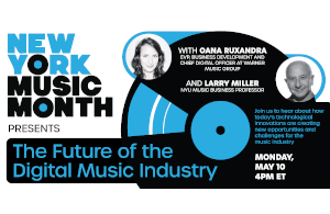 the future of the digital music industry