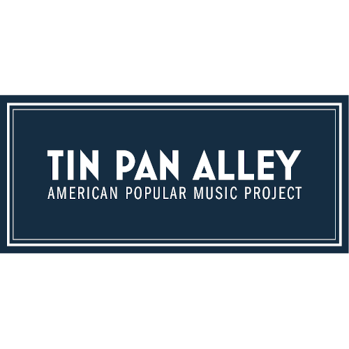 Tin pan alley american popular music project